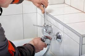 vvs-arbejde - badeværelser