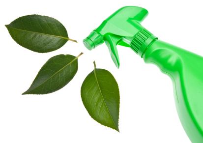 Miljøvenlige rengøringsmidler
